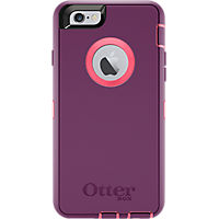 OtterBox Defender Series for iPhone 6 - Crushed Damson