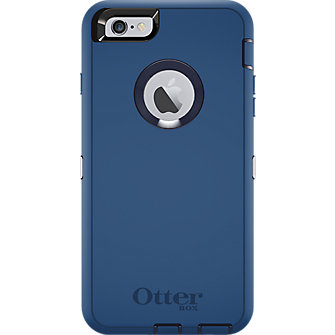 OtterBox Defender Series for iPhone 6 Plus - Ink Blue