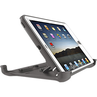 OtterBox Defender Series Rugged Case for iPad Mini - Gray