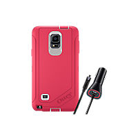 OtterBox Bundle for Samsung Galaxy Note 4 - Neon Rose