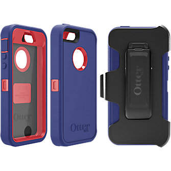 OtterBox Defender Series for Apple iPhone 5s - Berry