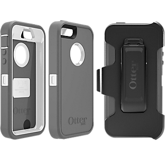 OtterBox Defender Series for Apple iPhone 5s - Gray