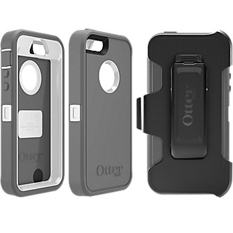 OtterBox Defender Series for Apple iPhone 5s - Glacier
