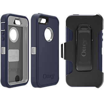 OtterBox Defender Series for Apple iPhone 5s - Blue