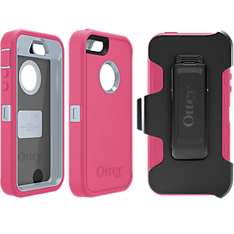 OtterBox Defender Series for Apple iPhone 5s - Pink