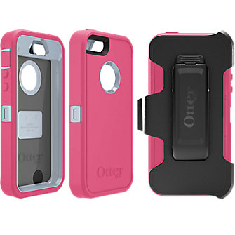 OtterBox Defender Series for Apple iPhone 5s - Wild Orchid