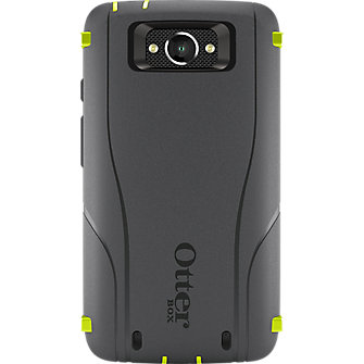 OtterBox Defender Series for DROID Turbo - Citron Kick