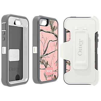 OtterBox Defender Series Case for Apple iPhone 5s - Pink Camo