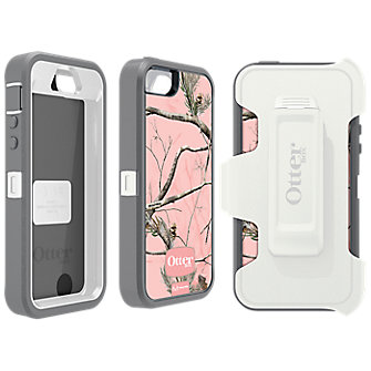 OtterBox® Defender Series® Case for Apple® iPhone® 5/5s - Pink Camo