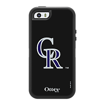 OtterBox Defender Series for iPhone 5/5s - Colorado Rockies