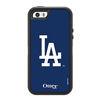 OtterBox Defender Series for iPhone 5/5s - LA Dodgers
