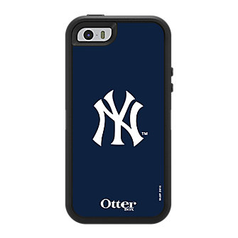 OtterBox Defender Series for iPhone 5/5s - NY Yankees