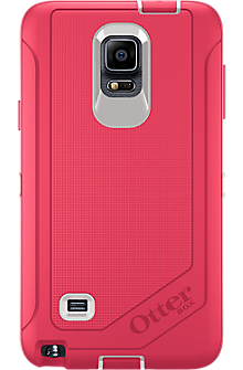 OtterBox Defender Series for Galaxy Note 4 - Pink