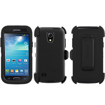 OtterBox Defender for Galaxy S 4 Mini Black