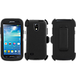OtterBox® Defender for Galaxy S®4 Mini Black