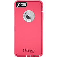 OtterBox Defender Series for iPhone 6 Plus - Neon Rose