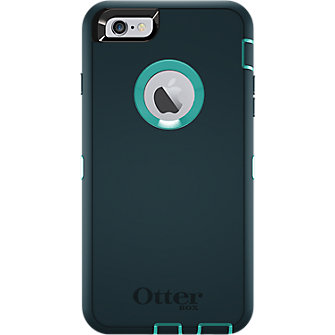OtterBox Defender Series for iPhone 6 Plus - Oasis
