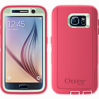 OtterBox Defender Series for Samsung Galaxy S 6 - Melon Pop