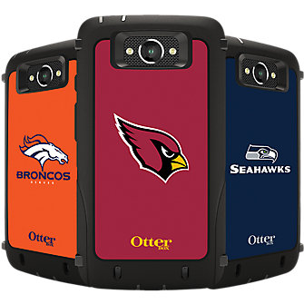 NFL Defender by OtterBox for DROID Turbo - Arizona Cardinals