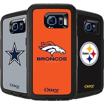 NFL Defender by OtterBox for Samsung Galaxy S 6 - Denver Broncos
