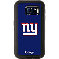 NFL Defender by OtterBox for  Samsung Galaxy S 6 - New York Giants