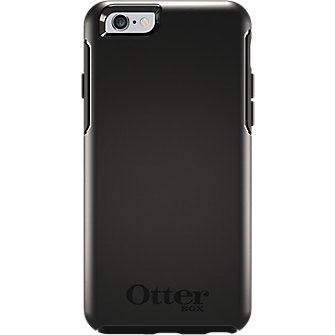 OtterBox Symmetry Series for iPhone 6 - Black