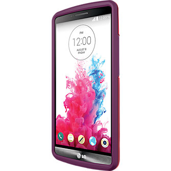 OtterBox Symmetry Series for LG G3 - Crushed Damson