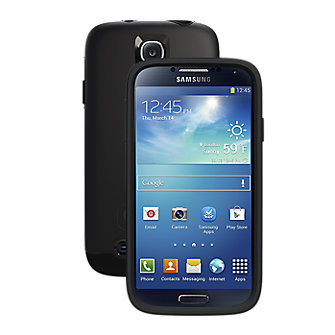 OtterBox Symmetry Series for Galaxy S 4 - Black