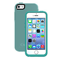 OtterBox Symmetry Series for iPhone 5/5s - Aqua Sky