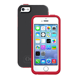 OtterBox Symmetry Series for iPhone 5/5s - Cardinal