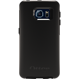 OtterBox Symmetry Series for Samsung Galaxy S6 edge - Black