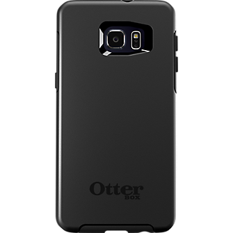 OtterBox Symmetry Series for Samsung Galaxy S 6 edge+ - Black