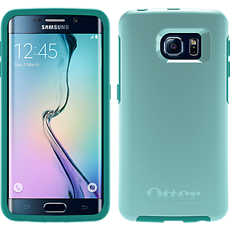 OtterBox Symmetry Series for Samsung Galaxy S6 edge - Aqua Sky