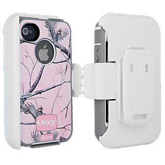 OtterBox Defender Series case - Pink Camo