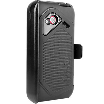 OtterBox Defender Series Case for HTC Droid Incredible - Black