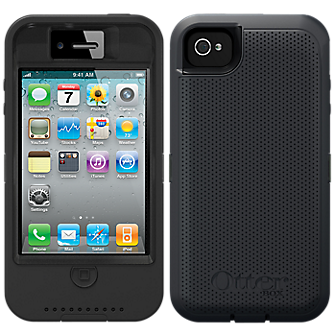 Otterbox Defender with ION Intelligence - Charcoal