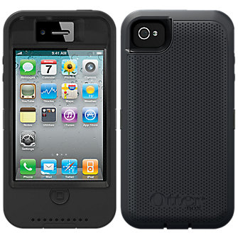 OtterBox® Defender with ION Intelligence - Charcoal