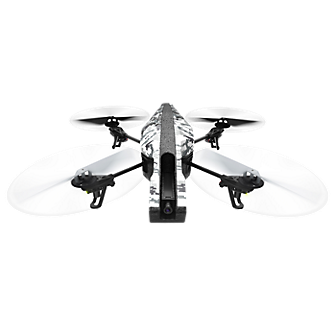 Parrot® AR.Drone 2.0 Elite Edition - Snow Version