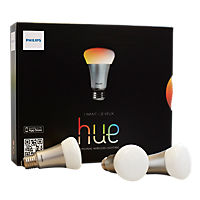 Hue Connected Light Bulb Starter Kit