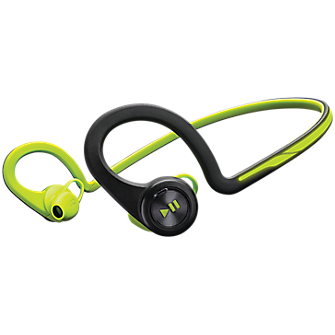 Plantronics BackBeat Fit Bluetooth Stereo Headset- Green