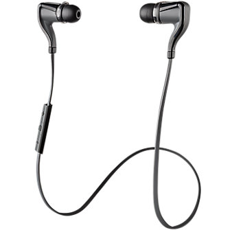 Plantronics BackBeat GO 2 Wireless Earbuds + Charging Case