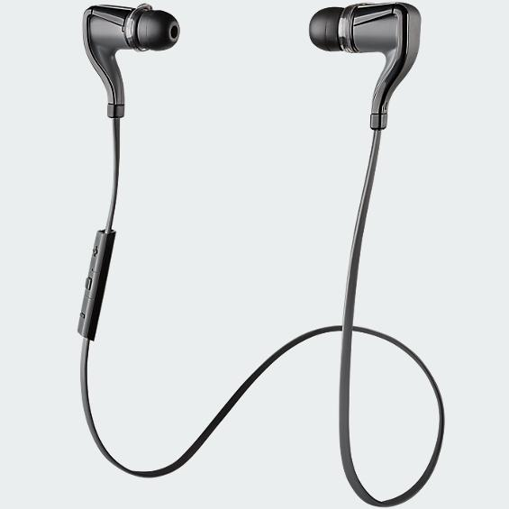 plantronics backbeat go 2 wireless earbuds charging case verizon wireless. Black Bedroom Furniture Sets. Home Design Ideas