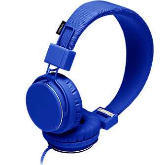 Urbanears Plattan Headphones - Cobalt