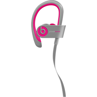 Powerbeats2 Wireless - Pink-Gray