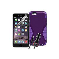 Rugged Bundle for Apple iPhone 6 - Purple