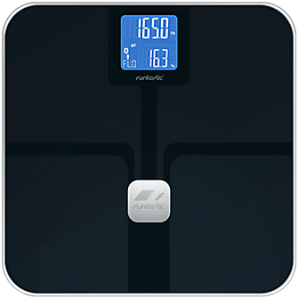 Runtastic Libra Body Mass Index Scale - Black