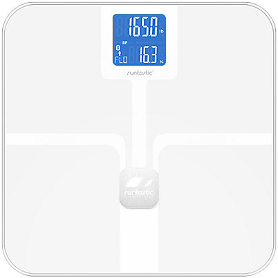 Runtastic Libra Body Mass Index Scale - White