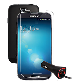 Tempered Glass Bundle for Samsung Galaxy S 4