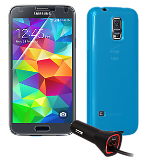 Essentials Travel Bundle for Samsung Galaxy S 5