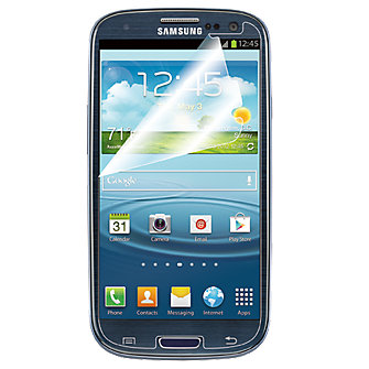 Anti-Glare Display Protectors for Samsung Galaxy S III